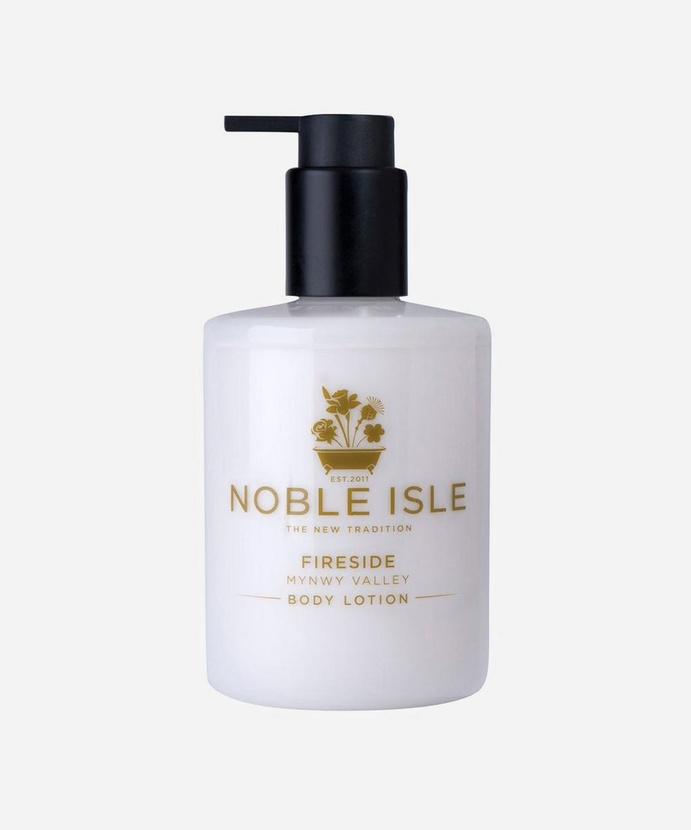 Noble Isle - Fireside Mynwy Valley Body Lotion 250ml