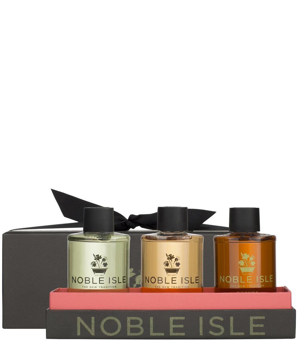 Bath and Shower Trio Gift Set 3 x 75ml