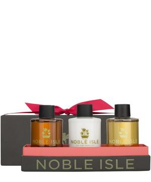 Warm and Woody Trio Gift Set