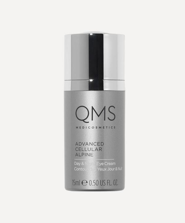 QMS Medicosmetics - Advanced Cellular Alpine Day & Night Eye Cream 15ml