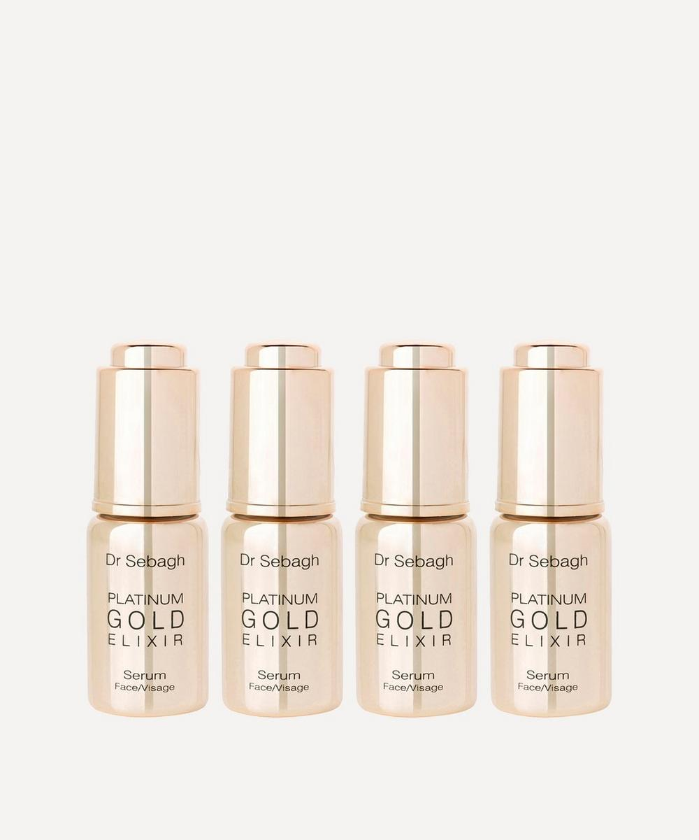 Platinum Gold Elixir 4 x 10ml