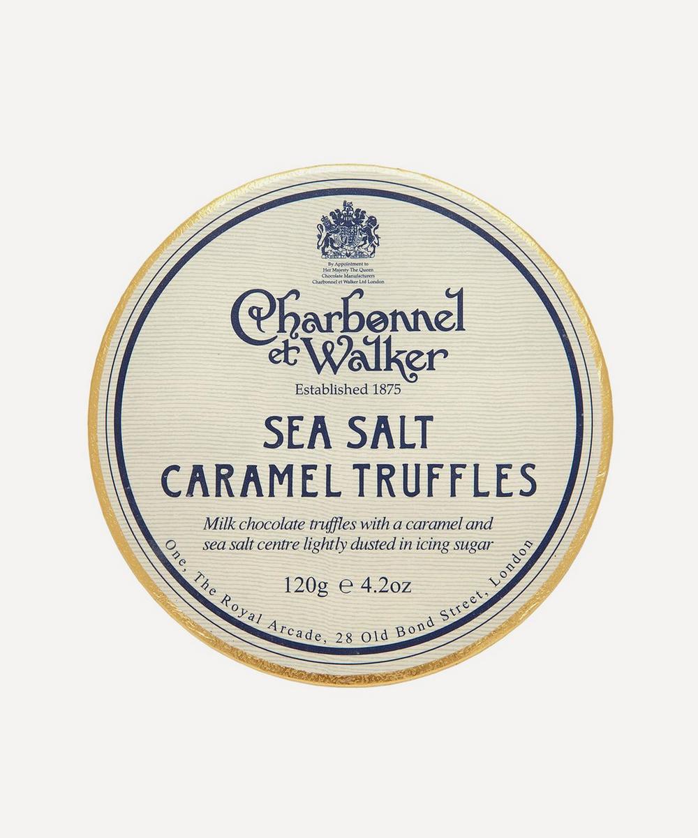 Charbonnel et Walker - Milk Sea Salt Caramel Truffles 120g