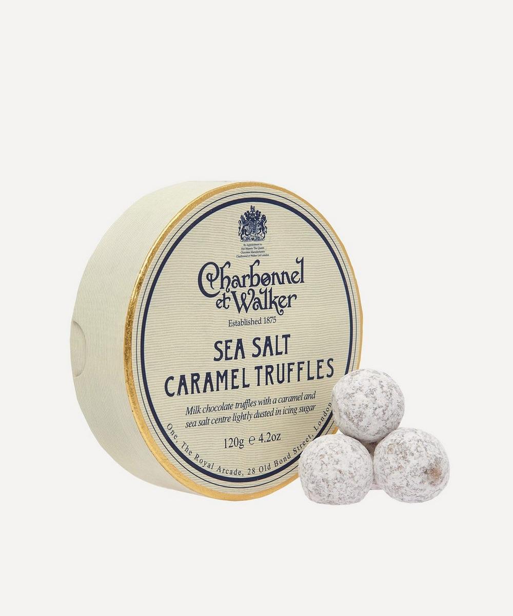 Sea Salt Caramel Truffles 120g