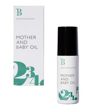 Mother and Baby Oil 100ml