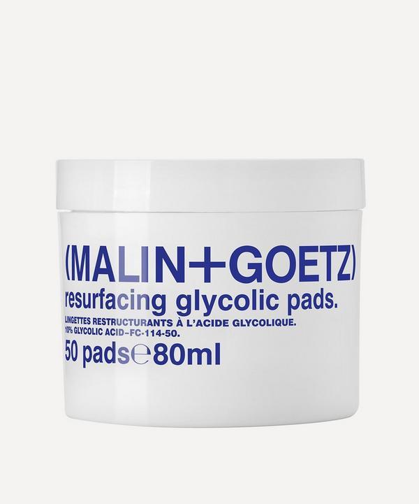 (MALIN+GOETZ) - Resurfacing Glycolic Pads 80ml