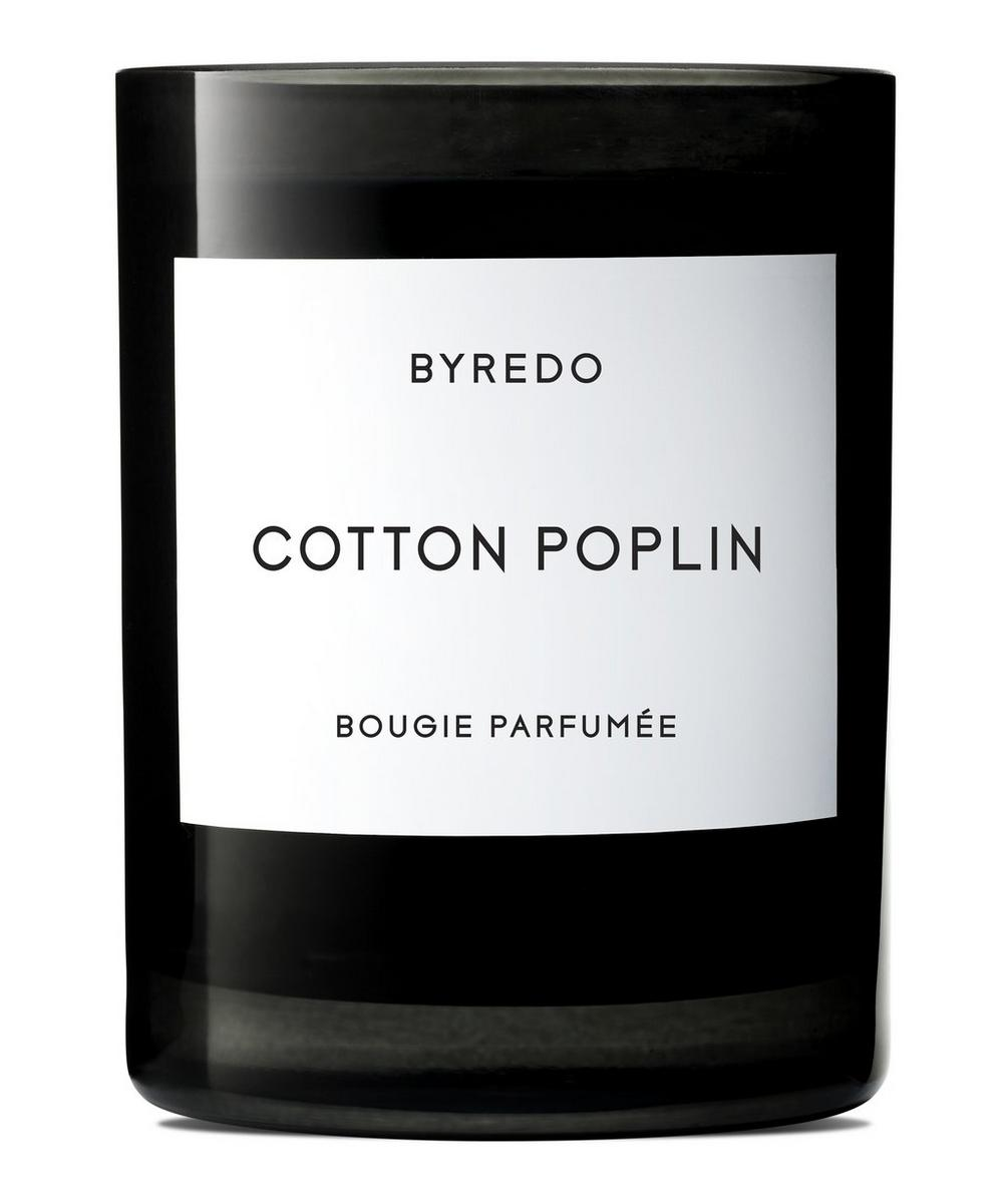 Cotton Poplin Candle 240g