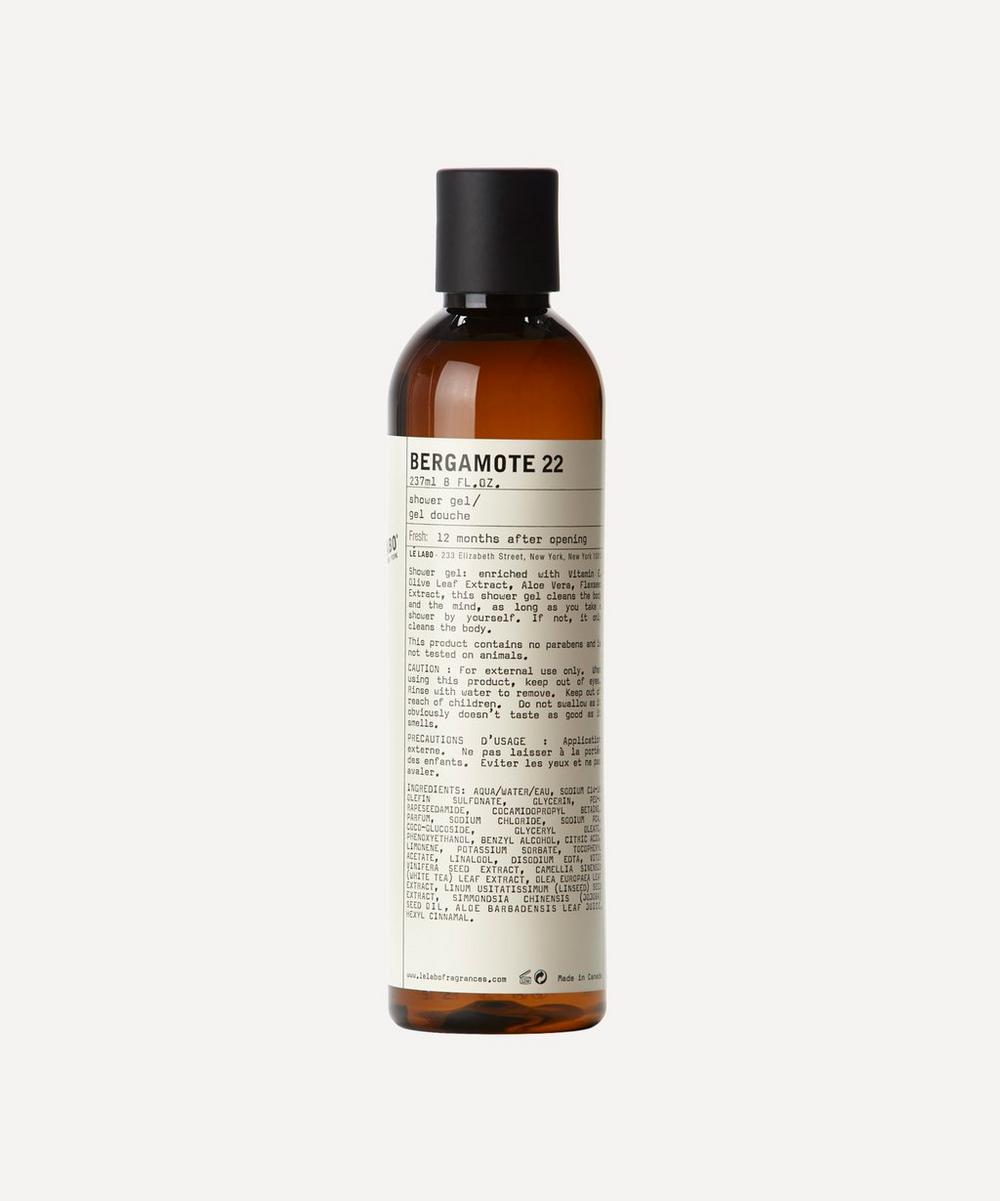 Le Labo - Bergamote 22 Shower Gel 237ml