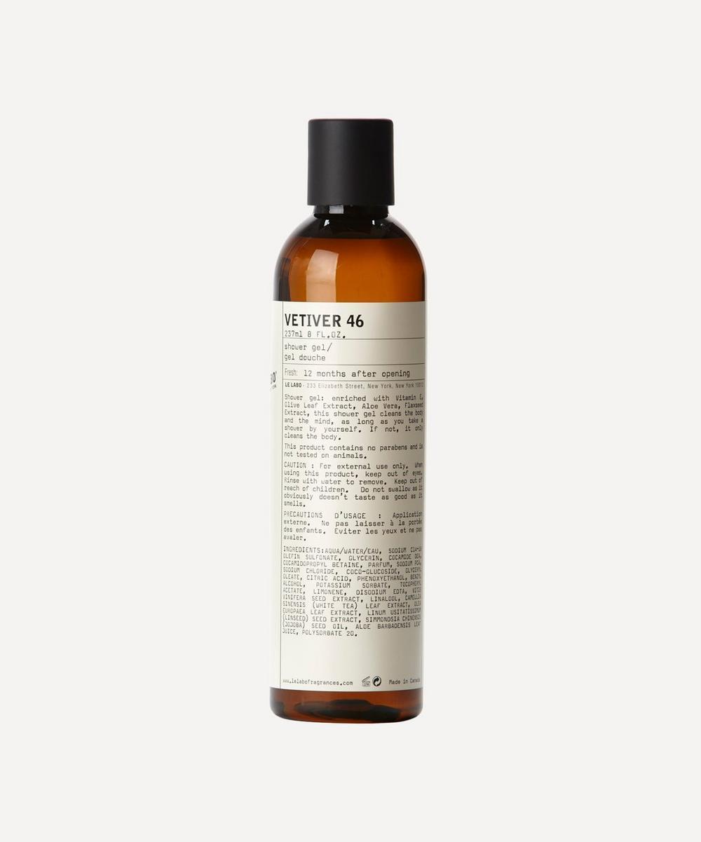 Le Labo - Vetiver 46 Shower Gel 237ml
