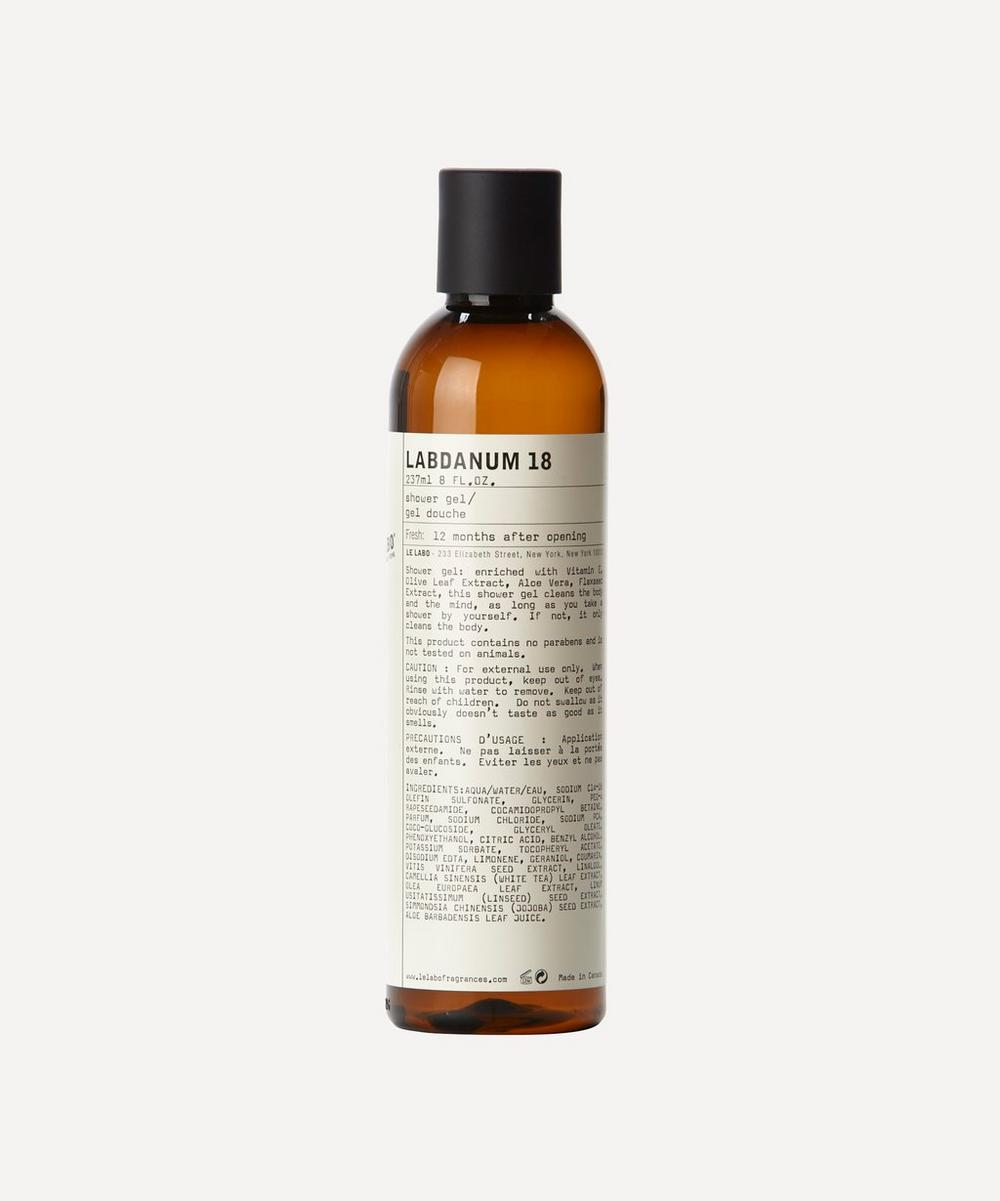 Le Labo - Labdanum 18 Shower Gel 237ml