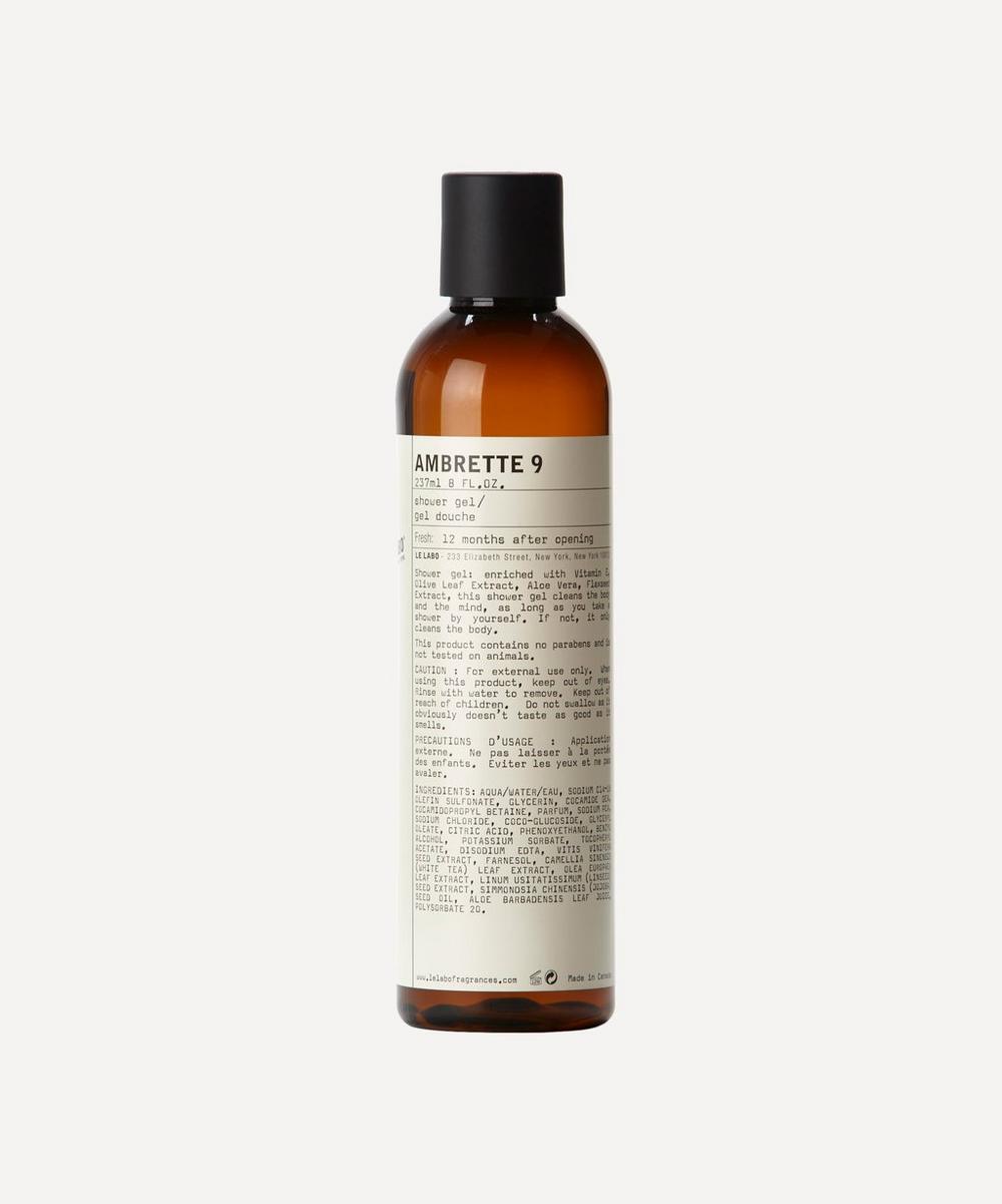 Le Labo - Ambrette 9 Shower Gel 237ml