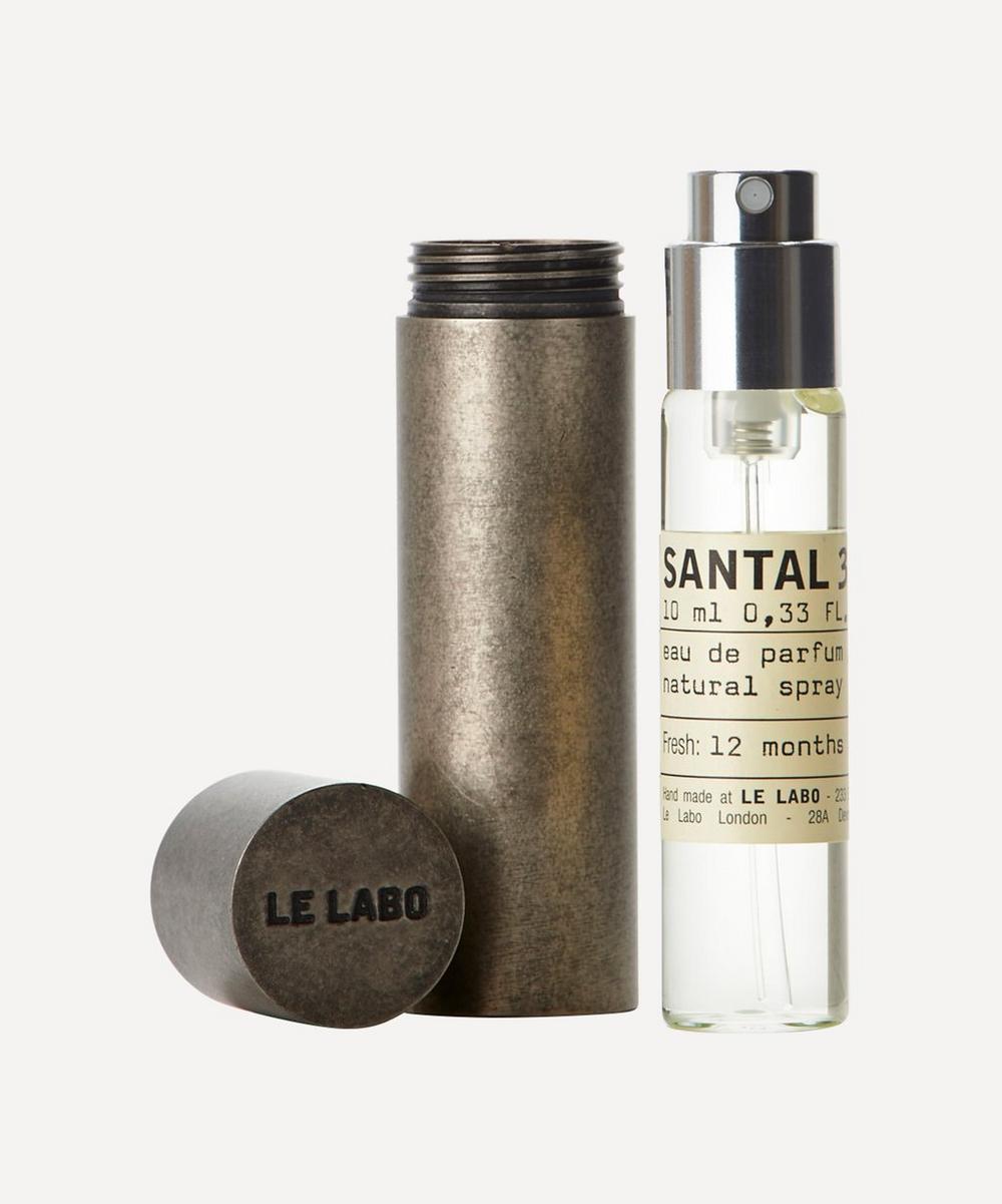 Le Labo - Santal 33 Eau de Parfum Travel Tube 10ml