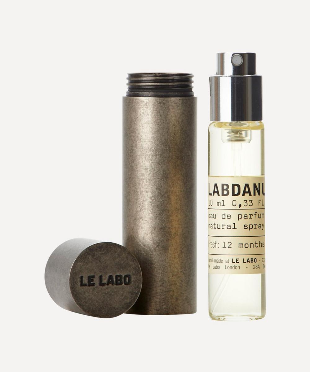 Le Labo - Labdanum 18 Eau de Parfum Travel Tube 10ml