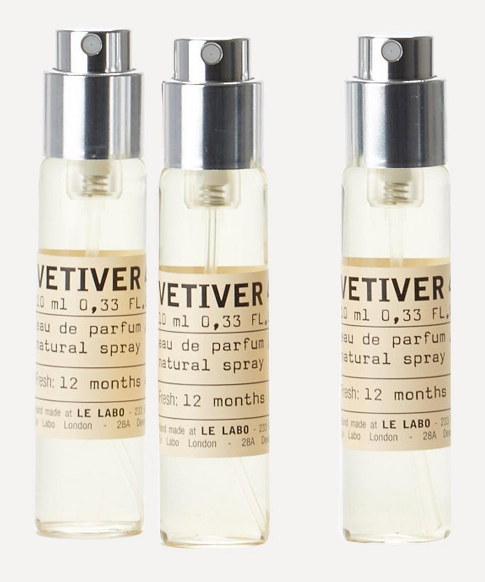 Vetiver 46 Eau de Parfum Travel Tube Refills