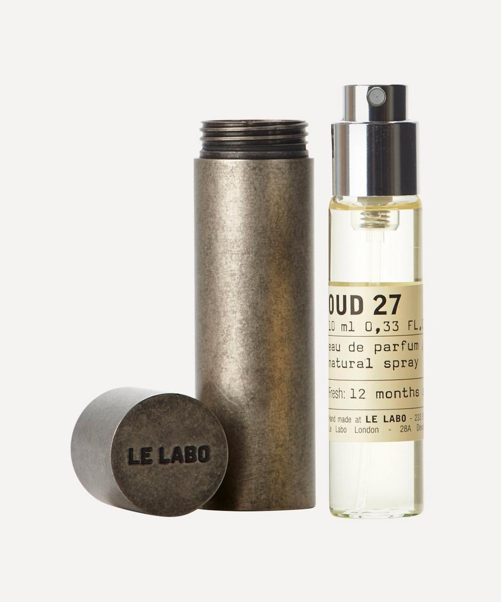 Le Labo - Oud 27 Eau de Parfum Travel Tube 10ml