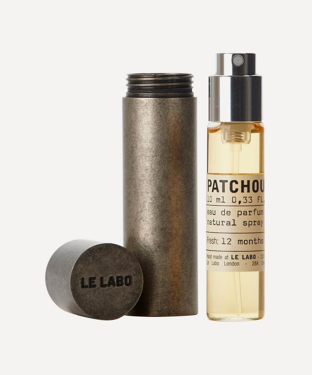 Patchouli 24 Eau de Parfum Travel Tube 10ml