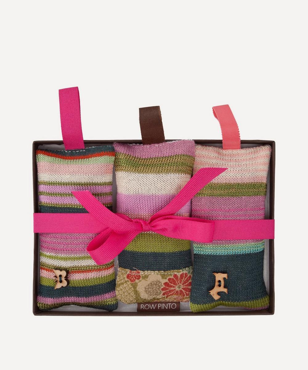 Lavender Blossom Pockets Set