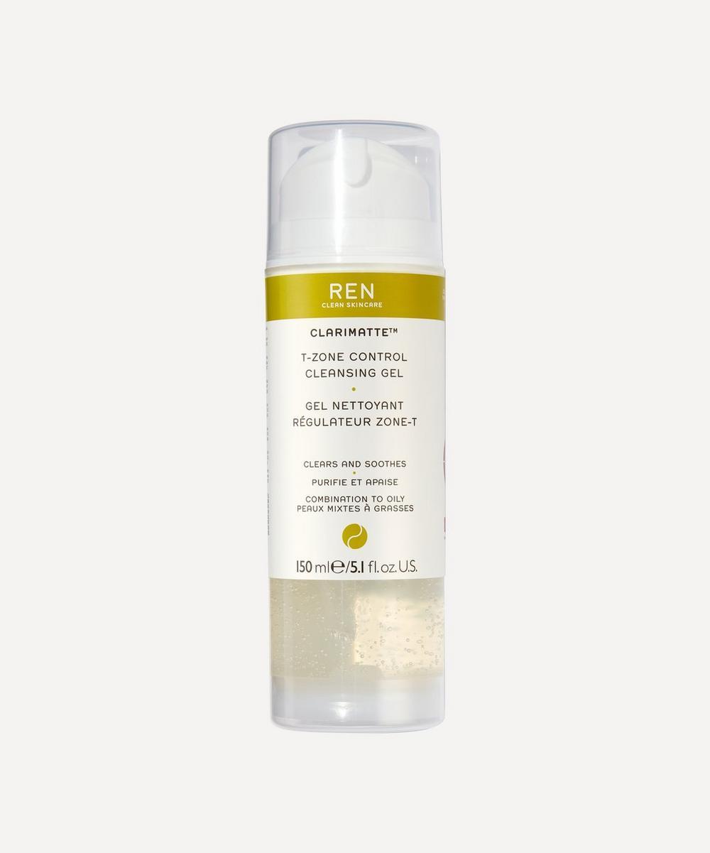 REN Clean Skincare - Clarimatte T-Zone Control Cleansing Gel 150ml