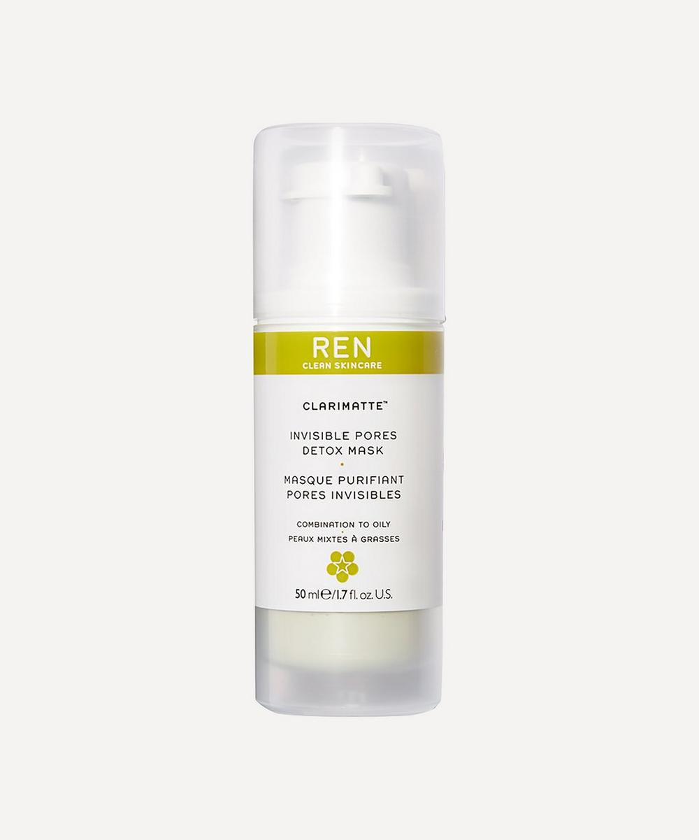 REN Clean Skincare - Clarimatte Invisible Pores Detox Mask 50ml