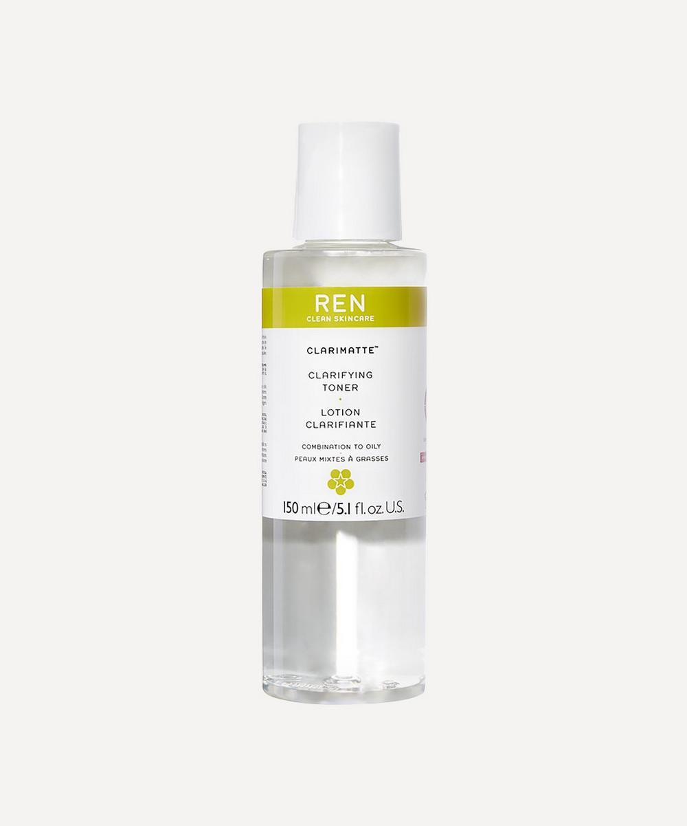 REN Clean Skincare - Clarimatte Clarifying Toner 150ml