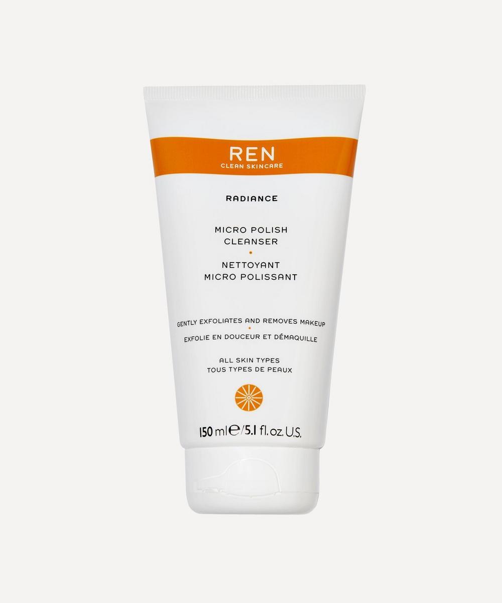 REN Clean Skincare - Micro Polish Cleanser 100ml