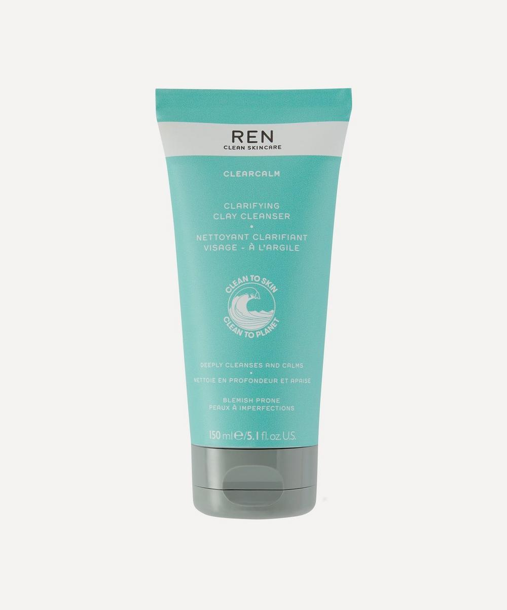 REN Clean Skincare - Clearcalm Clarifying Clay Cleanser 150ml