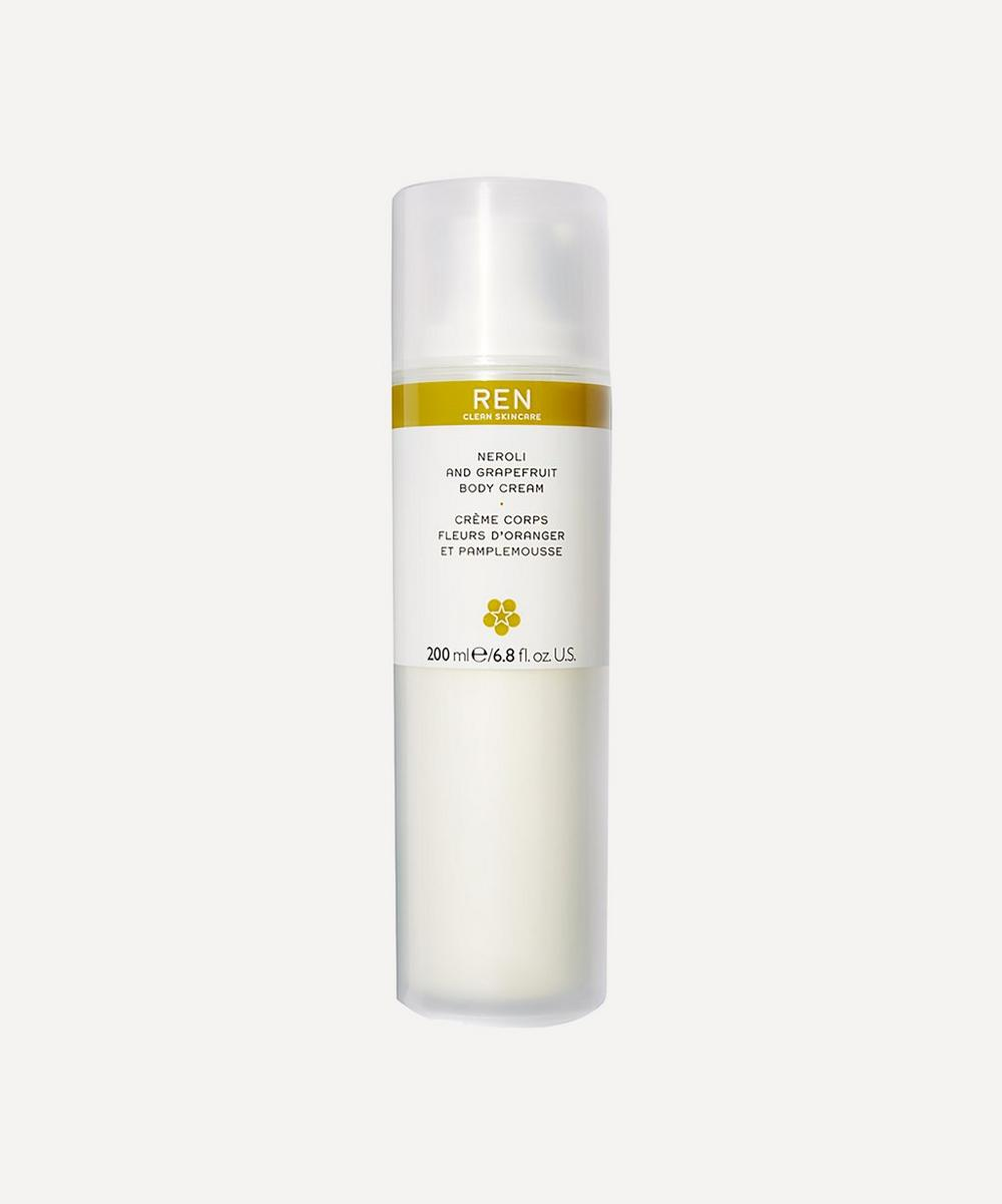 Neroli and Grapefruit Body Cream
