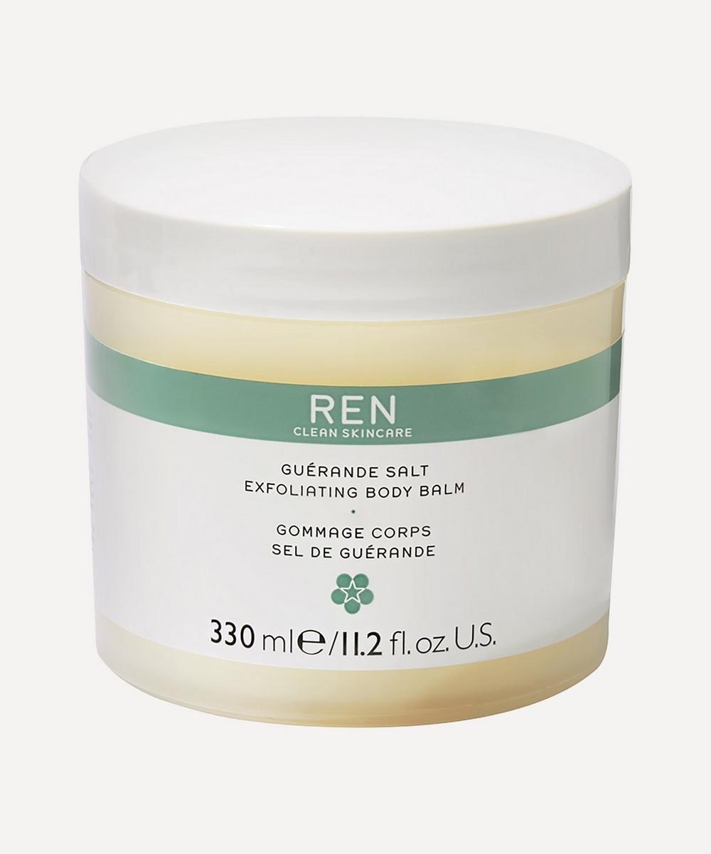 REN Clean Skincare - Guérande Salt Exfoliating Body Balm 330ml
