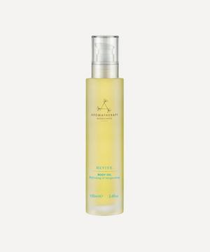 Revive Massage and Body Oil 100ml