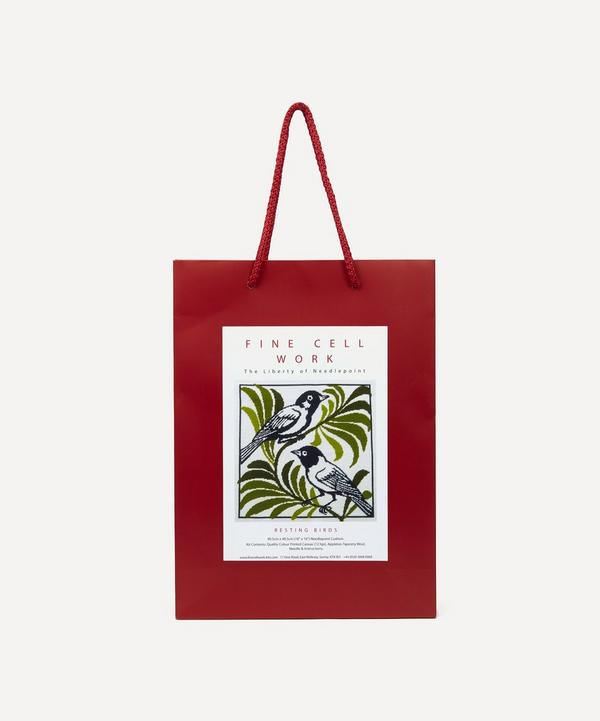 Resting Birds Tapestry Kit