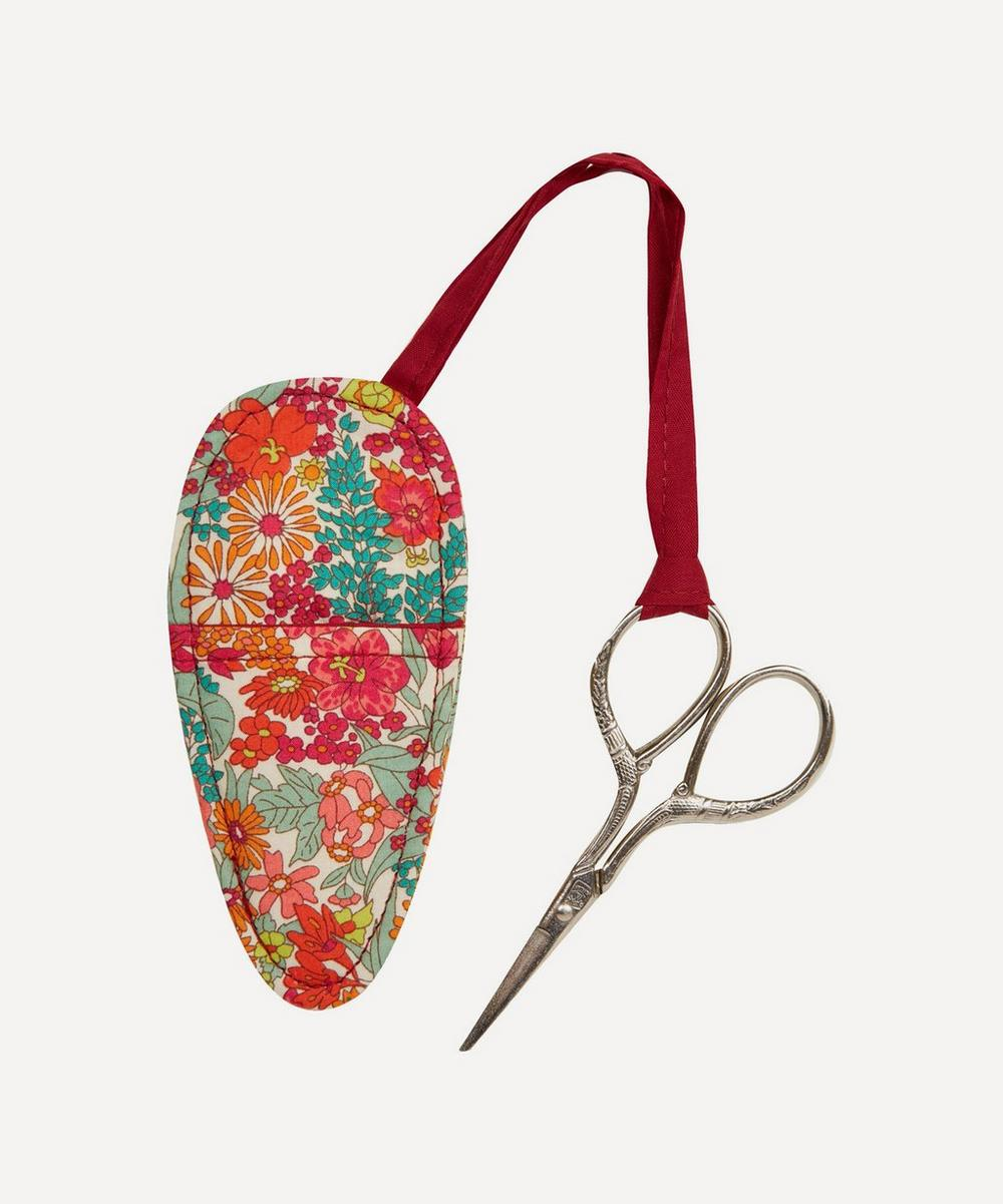 Sewing Scissors and Case