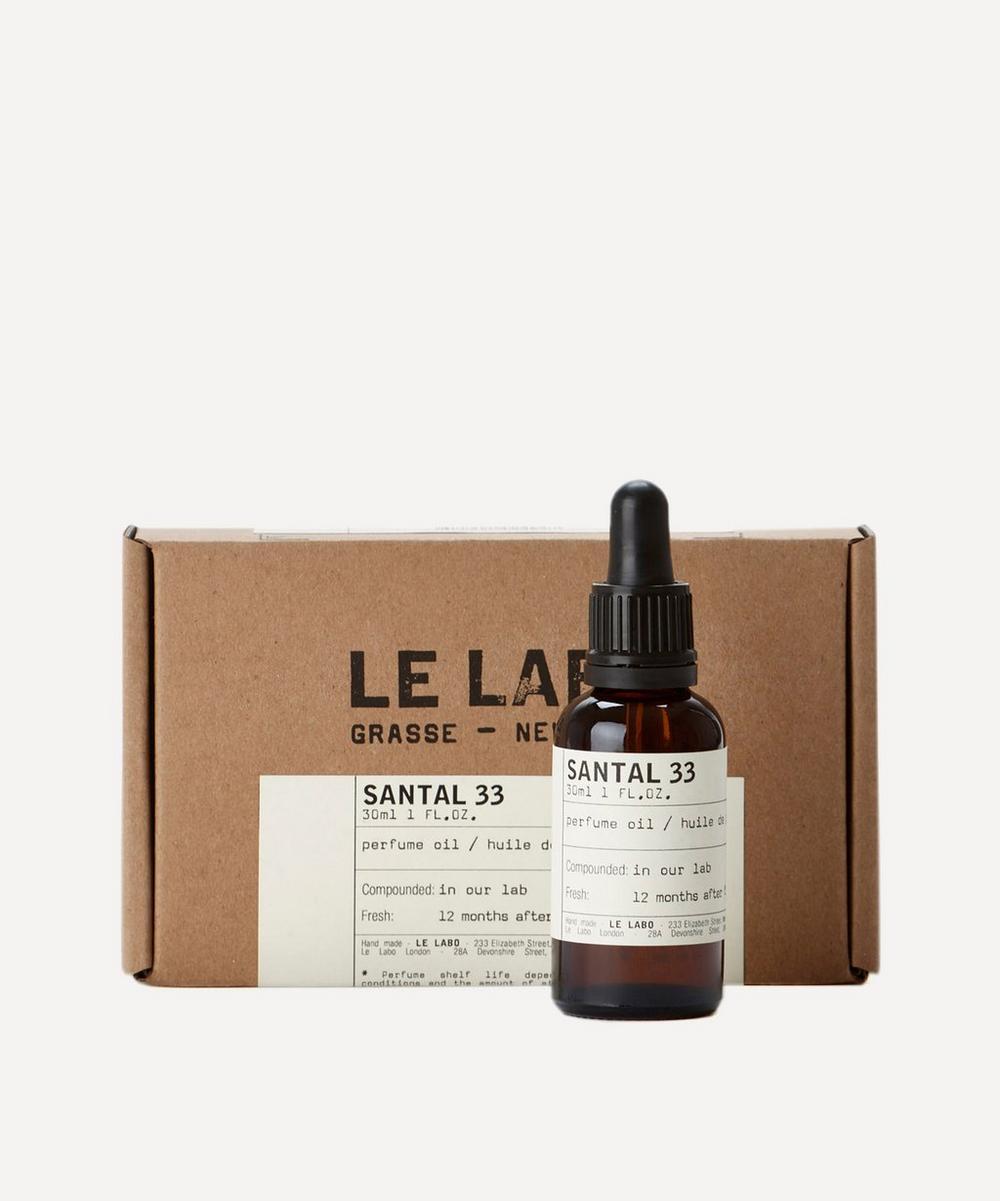 Santal 33 Perfume Oil 30ml