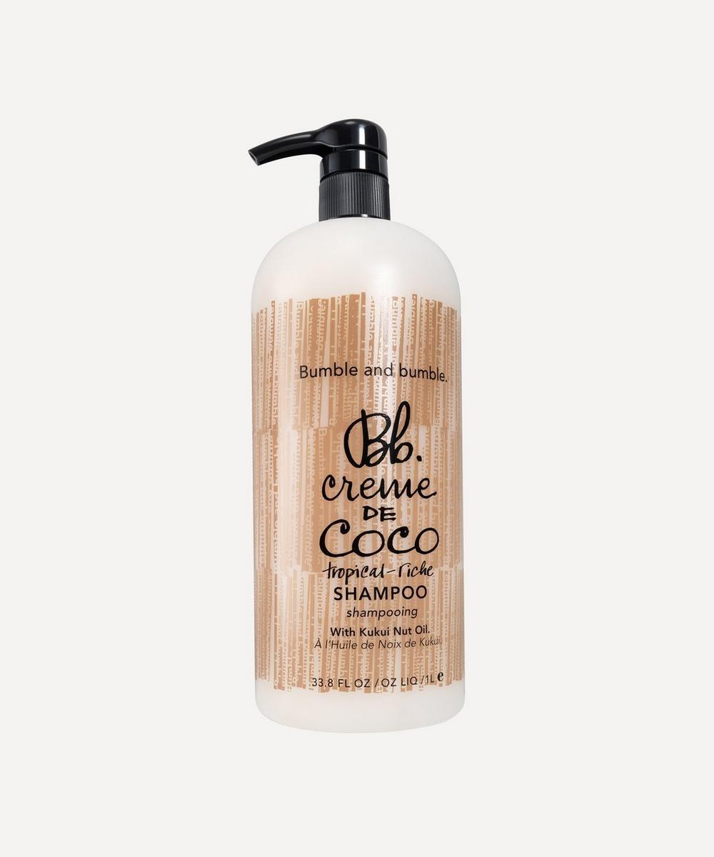 Creme de Coco Shampoo 1L