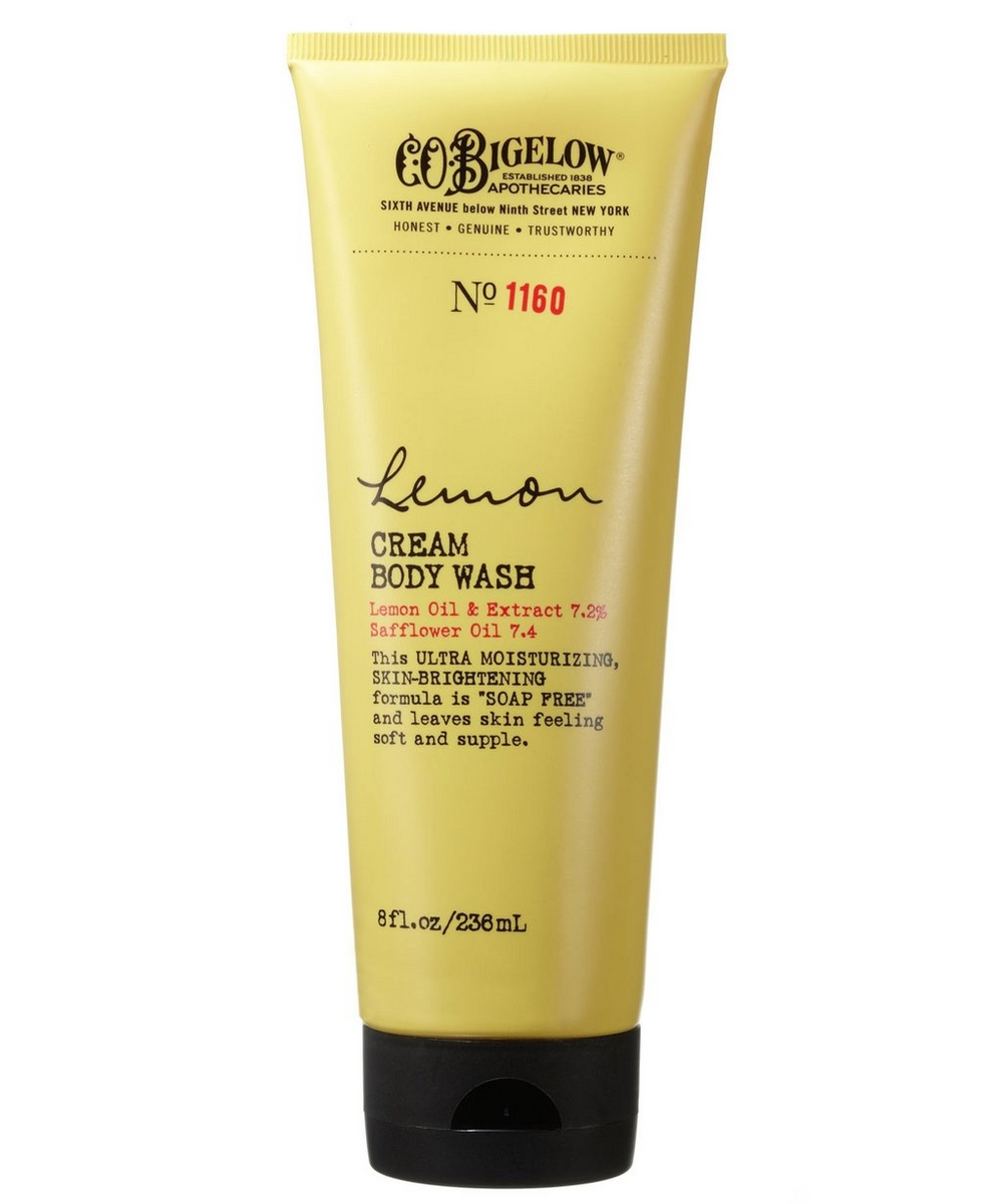 Lemon Cream Body Wash