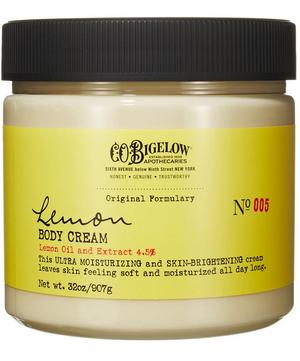 Lemon Body Cream No.005 907g