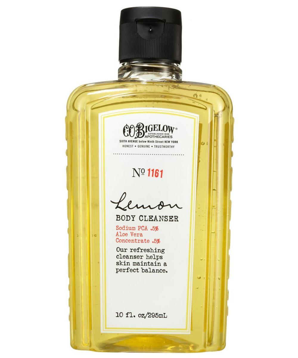Lemon Body Cleanser