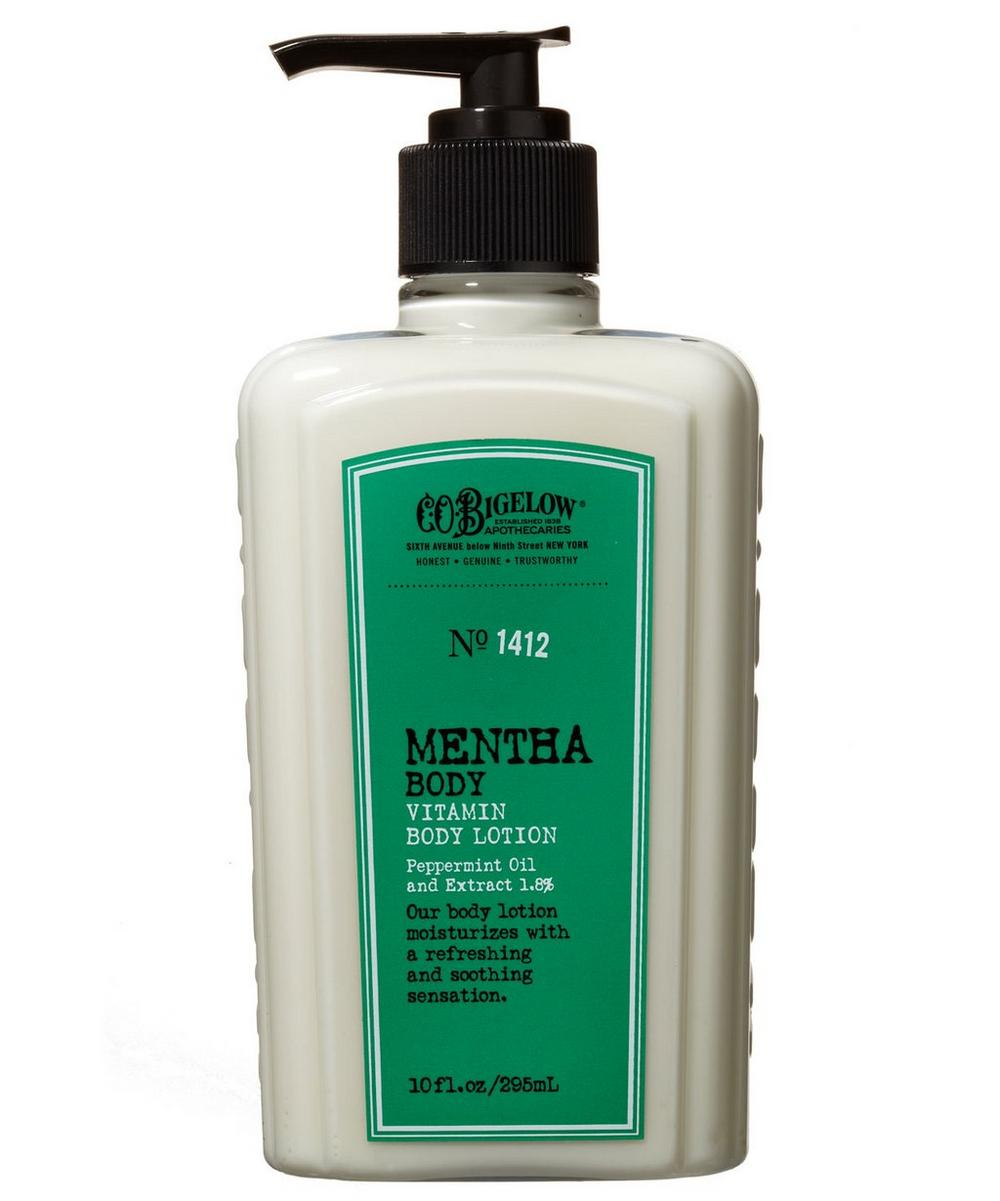 Mentha Vitamin Body Lotion
