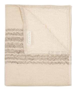 Flax Line Face Towel