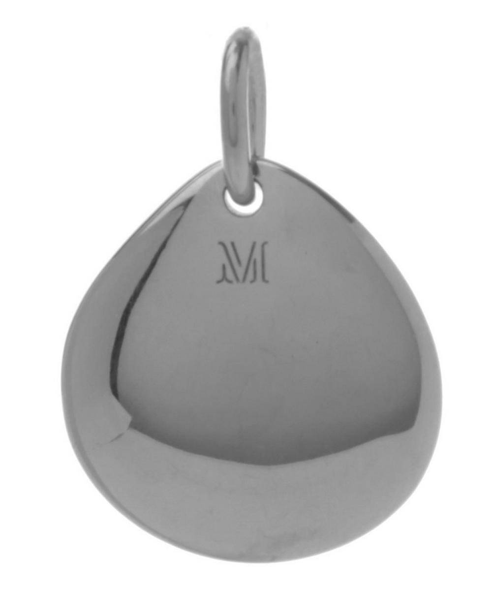 Silver Siren Small Pendant Charm