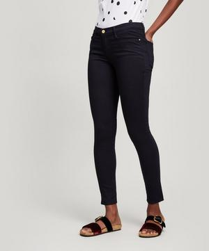 Le Color Super-Stretch Mid Rise Skinny Jeans