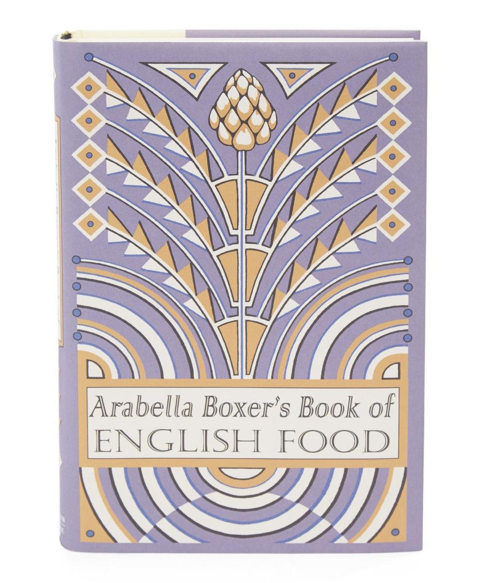 Arabella Boxer S Book Of English Food