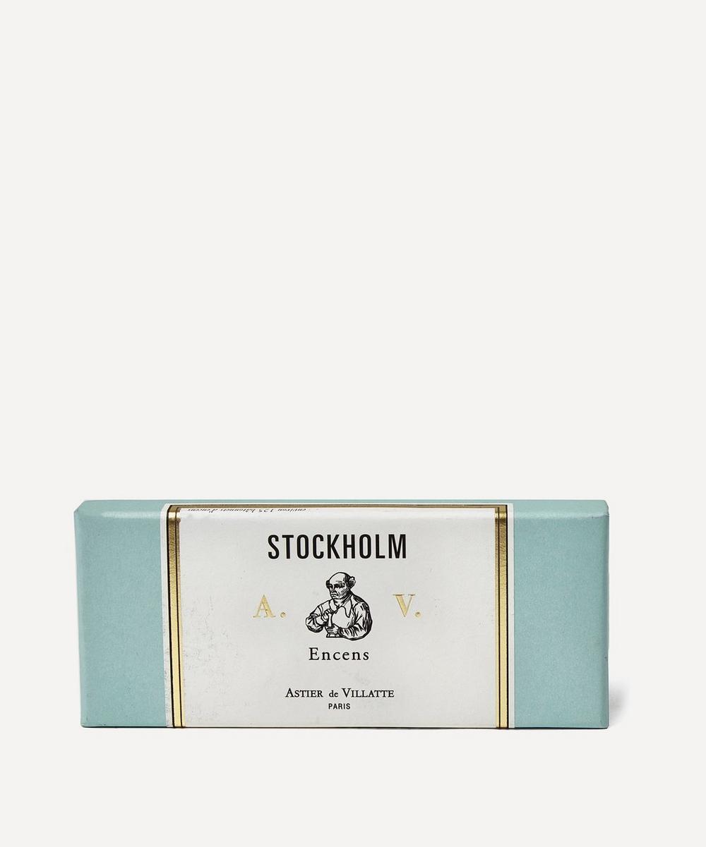 Stockholm Incense Sticks