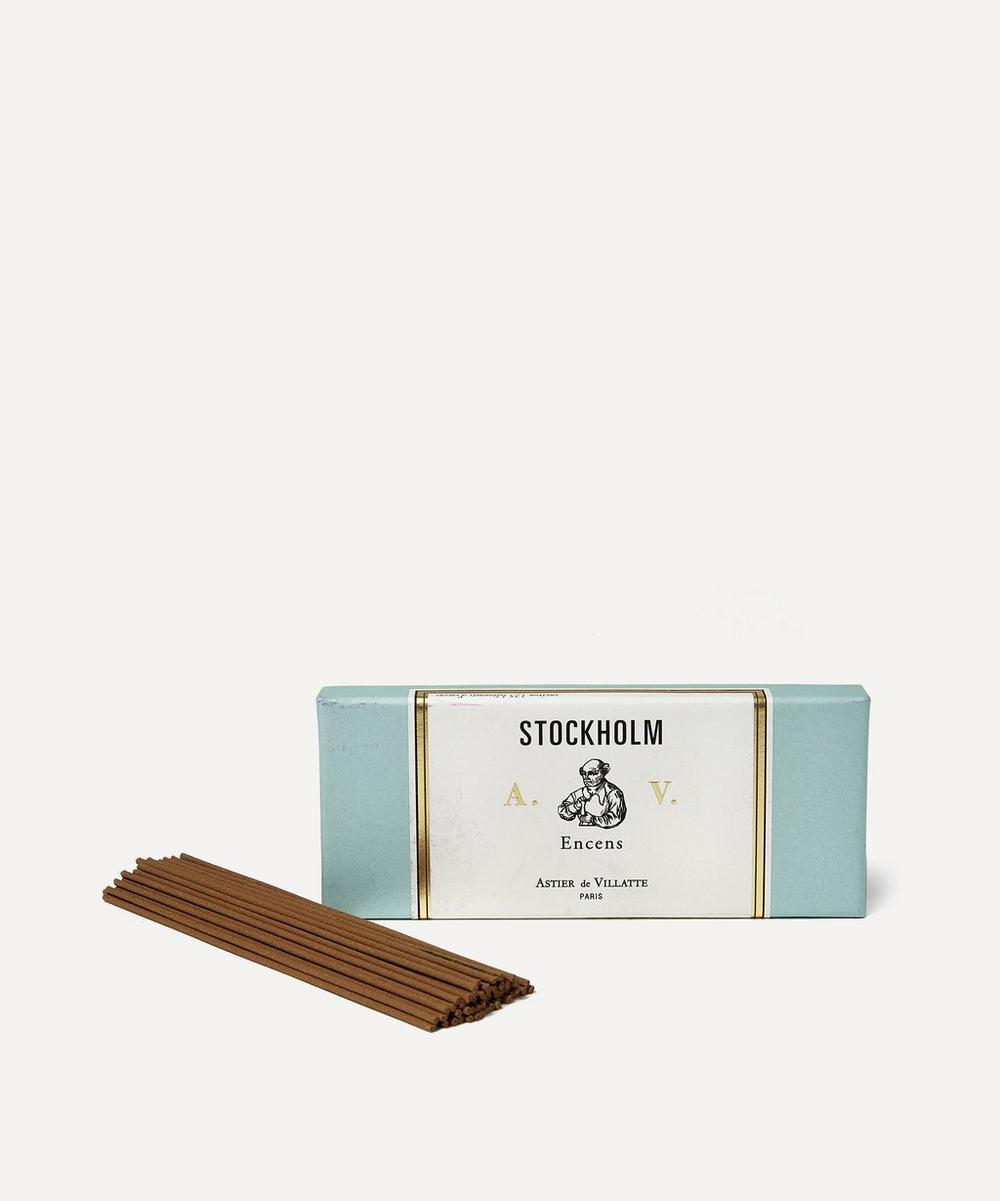 Stockholm Incense Sticks