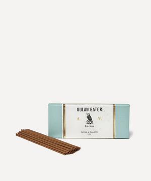 Oulan Bator Incense Sticks