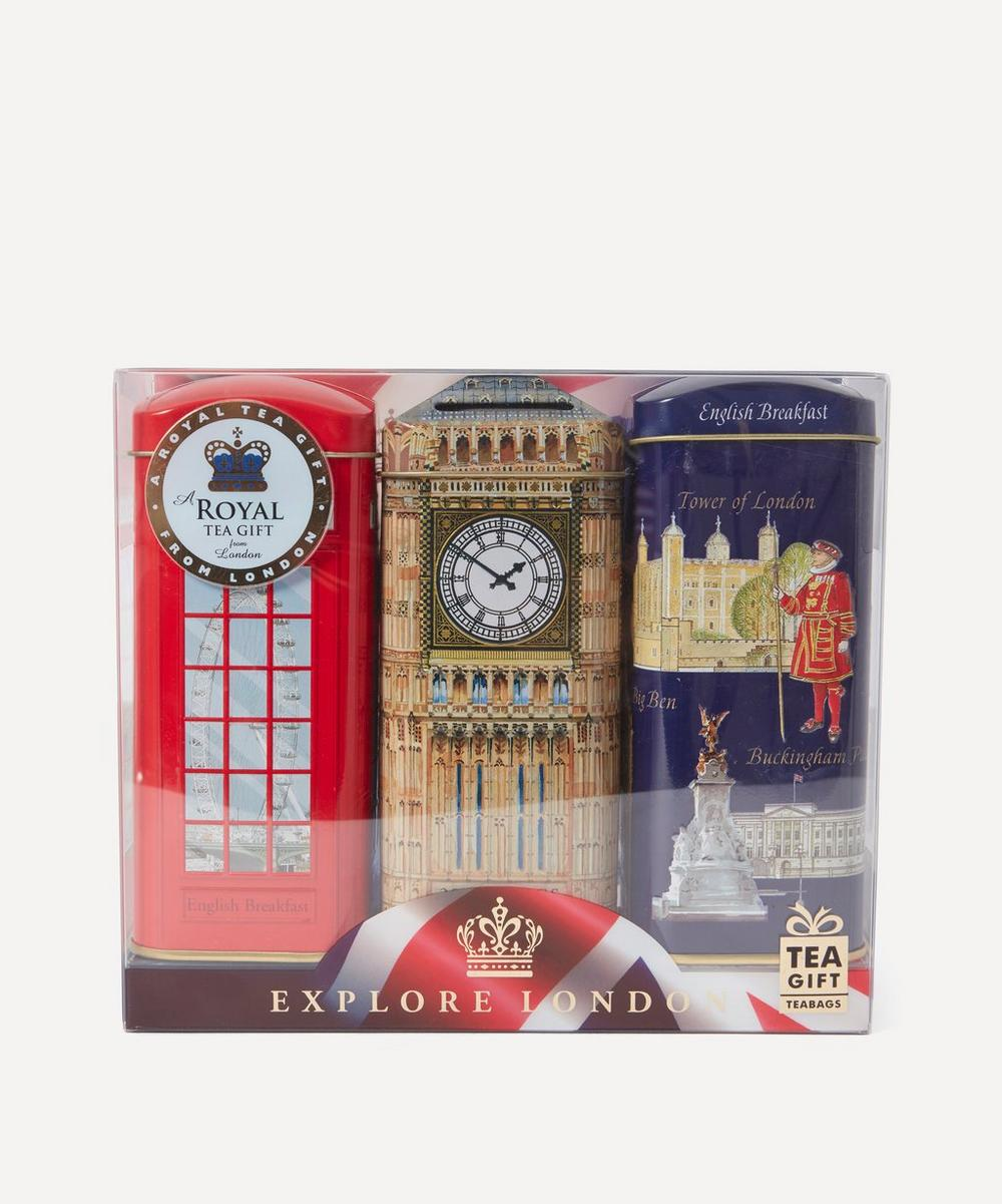 Unspecified - London Tea Caddies