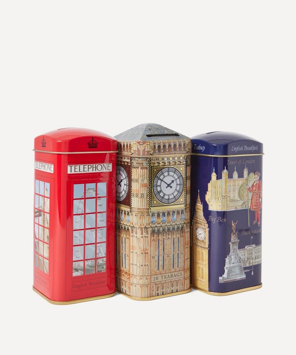 London Tea Caddies