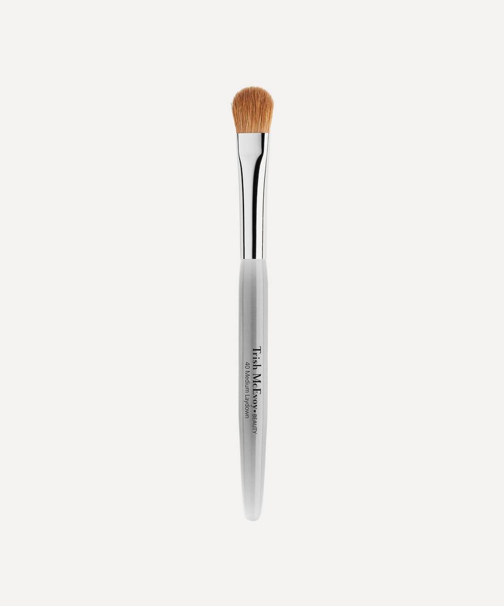 Trish McEvoy - 40 Medium Laydown Brush