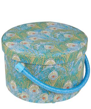 Round Sewing Box