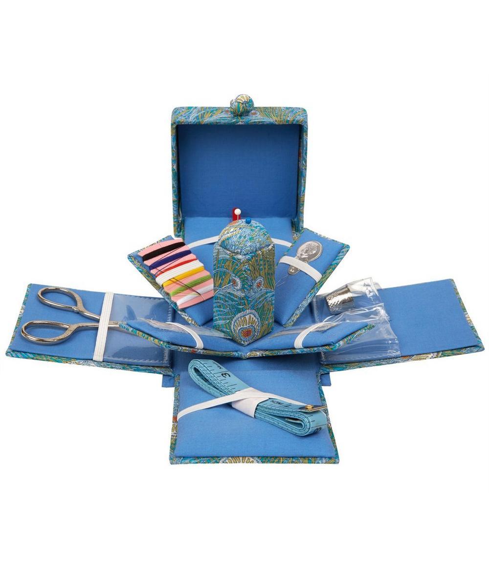 Compact Sewing Box