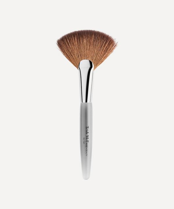 Trish McEvoy - 62 Fan Brush