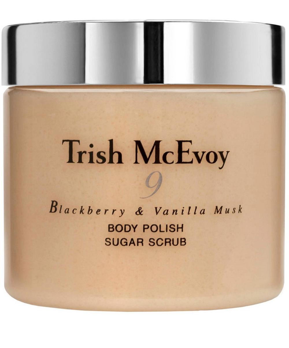 No 9 Blackberry and Vanilla Musk Body Polish Sugar Scrub 590g
